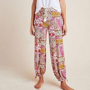 Anthropologie Liane Sleep Pants Size S